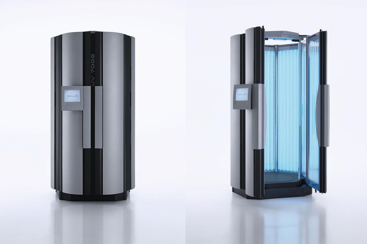 Cabines de photothérapie