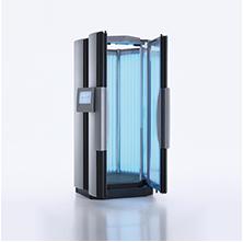 Cabine de photothérapie